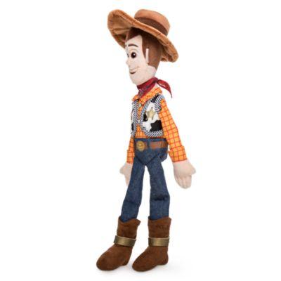 Disney Store Woody Mini Bean Bag, Toy Story 4