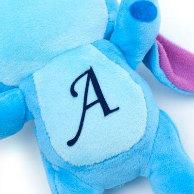 Disney Store Stitch Cuddleez Mini Bean Bag