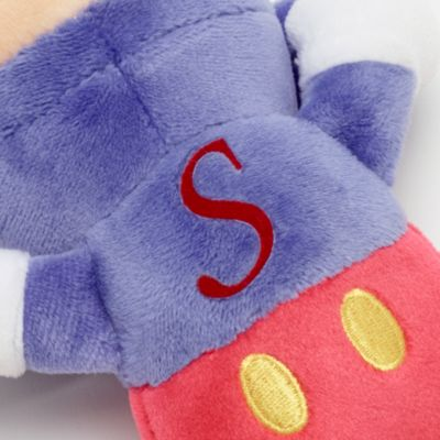 Disney Store Peluche miniature Mickey Cuddleez