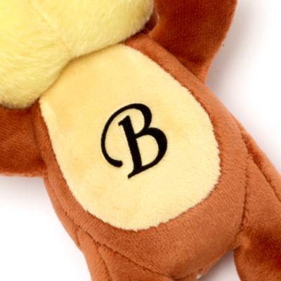 Disney Store Chip Cuddleez Mini Bean Bag