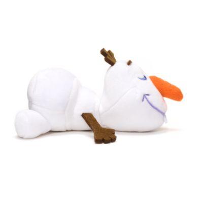 Peluche pequeño Olaf, Frozen, Cuddleez, Disney Store