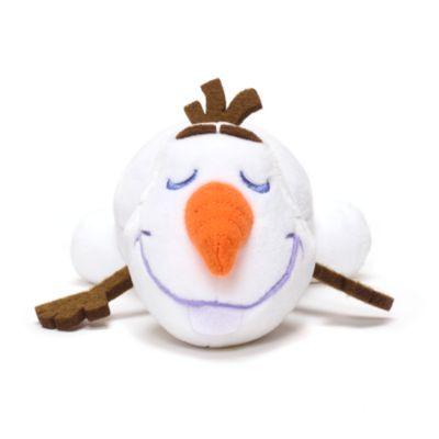 Disney Store - Cuddleez - Die Eiskönigin - völlig unverfroren - Olaf - Bean Bag Stofftier
