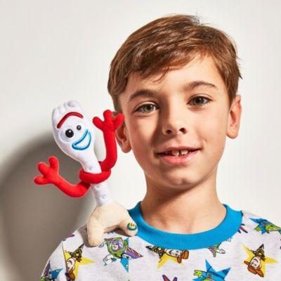 Disney Store Forky Shoulder Soft Toy, Toy Story 4
