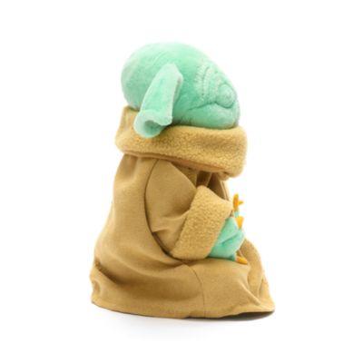 Disney Store Peluche miniature Grogu en méditation, Star Wars