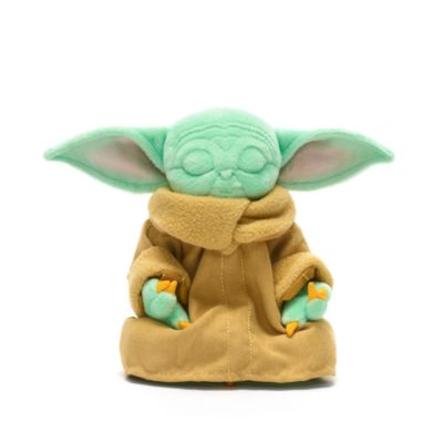 Disney Store - Star Wars - Grogu in Meditationspose - Bean Bag Stofftier