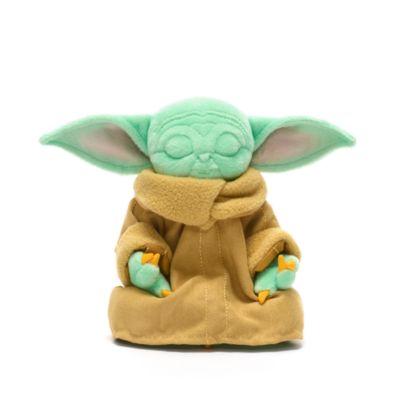 Disney Store Grogu Meditating Mini Bean Bag, Star Wars: The Mandalorian