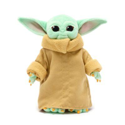 Disney Store Grogu Mini Bean Bag, Star Wars