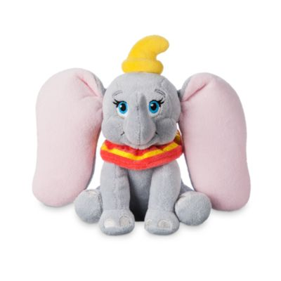 Disney Store Sitting Dumbo Mini Bean Bag