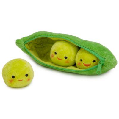 Disney Store Peas in a Pod Mini Bean Bag