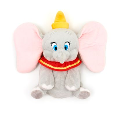 Disney Store Petite peluche Dumbo micro-ondable