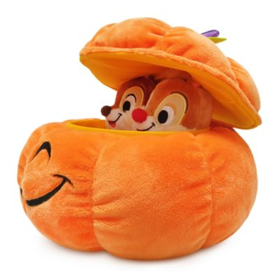 Disney Store Duo de peluches Tic et Tac Halloween