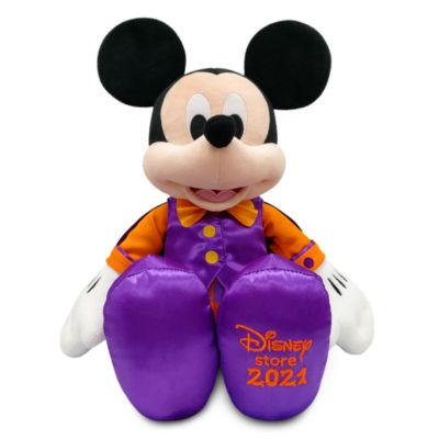 Disney Store Petite peluche Mickey Halloween