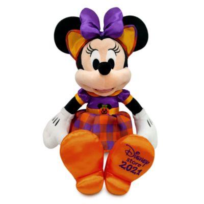 Disney Store Petite peluche Minnie Halloween