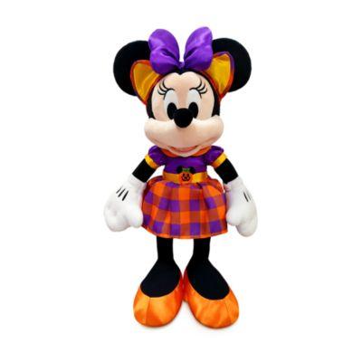 Peluche pequeño Minnie Halloween, Disney Store