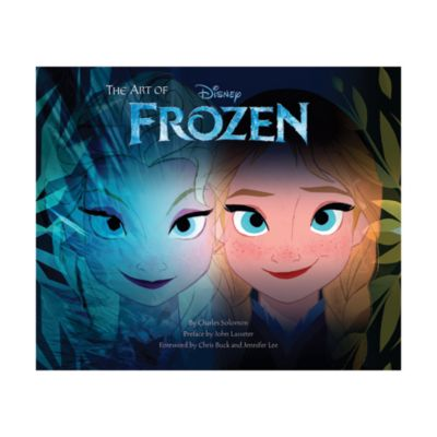 The Art of Frozen Book