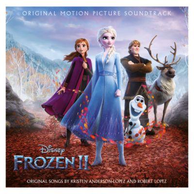 Frozen 2 Soundtrack CD