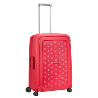 Samsonite - S'Cure - Micky Maus - mittelgroßer Trolley in Rot