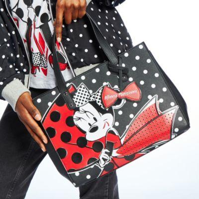 Disneyland Paris Sac fourre-tout Minnie Parisienne