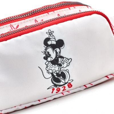 Disney Store Sac banane Minnie rouge et blanc