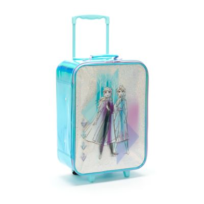 Maleta con ruedas Anna y Elsa, Frozen 2, Disney Store