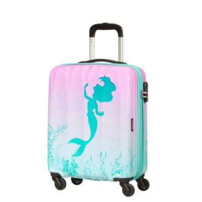 American Tourister The Little Mermaid Small Rolling Luggage