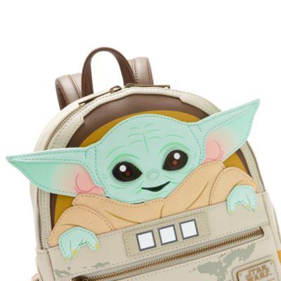 Loungefly - Star Wars: The Mandalorian - Das Kind - Mini-Rucksack