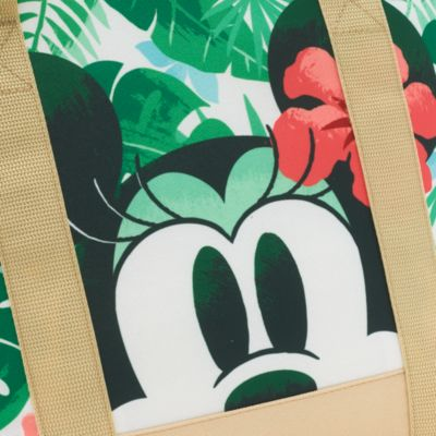 Disney Store Sac isotherme Mickey et Minnie Tropical Hideaway