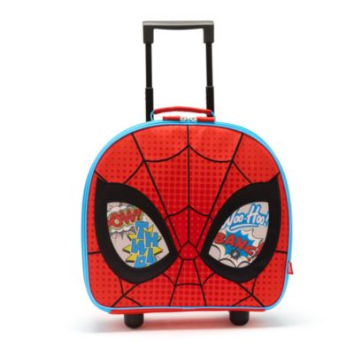Disney Store Spider-Man Small Rolling Luggage