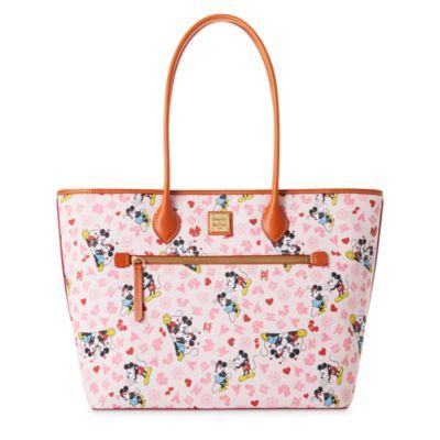 Dooney & Bourke Mickey and Minnie Love Tote Bag