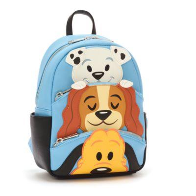 Loungefly - Disney Hunde - Mini-Rucksack