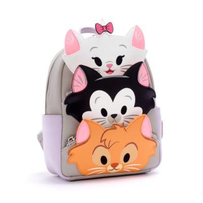 Loungefly Mini sac à dos Chats de Disney
