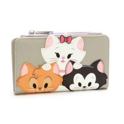 Loungefly Portefeuille Chats de Disney