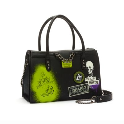 Loungefly The Haunted Mansion Crossbody Bag