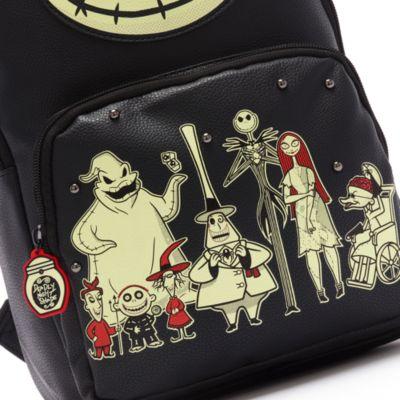 Disney Store The Nightmare Before Christmas Mini Backpack