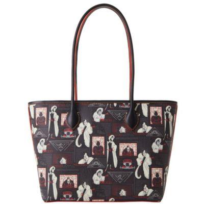 Dooney & Bourke Cruella de Vil Tote Bag