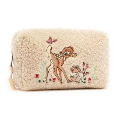 Disney Store Bambi Wash Bag For Adults