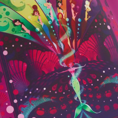 Disney Store - Arielle, die Meerjungfrau - Tragetasche