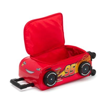 Maleta con ruedas Rayo McQueen, Disney Pixar Cars 3, Disney Store