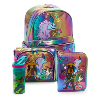 Disney Store Raya and the Last Dragon Back to School Collection