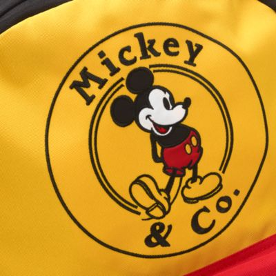 Disney Store - Micky Maus - Rucksack im Colour-Blocking-Design