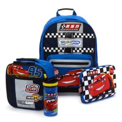 Disney Store - Disney Pixar Cars - Lightning McQueen - Back to School Kollektion