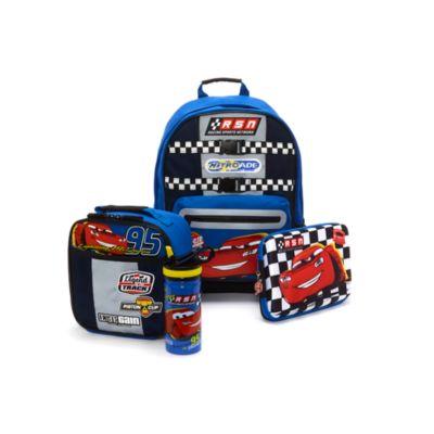 Disney Store Lightning McQueen Lunch Bag