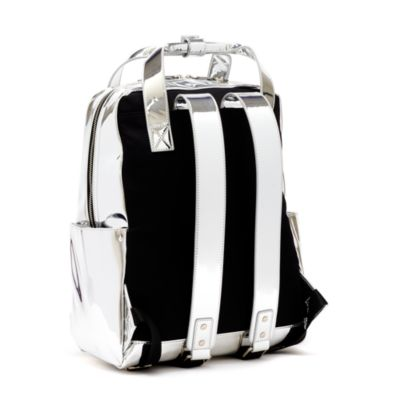 Disney Store Mickey Mouse Silver Backpack