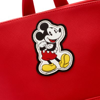 Disney Store Sac à dos Mickey rouge
