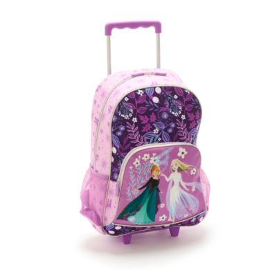 Zainetto trolley Anna ed Elsa Frozen 2: Il Segreto di Arendelle Disney Store