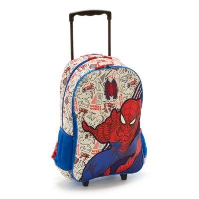 Disney Store Sac à dos à roulettes Spider-Man