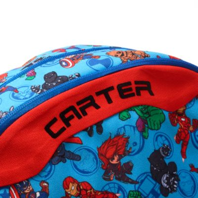 Disney Store Marvel Super Hero Adventures Backpack