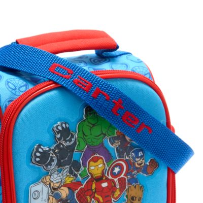 Disney Store - Marvel - Superhelden Abenteuer - Frühstückstasche