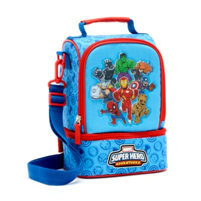 Borsetta porta merenda Marvel Super Hero Adventures Disney Store