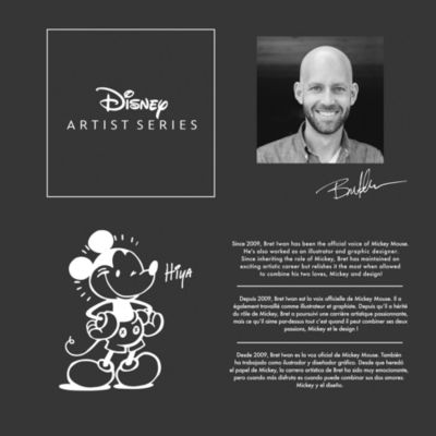 Zaino cachi Topolino Disney Artist Series Disney Store